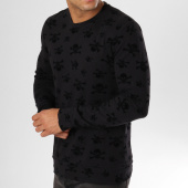 /achat-sweats-col-rond-crewneck/vip-clothing-sweat-crewneck-7018-noir-160433.html