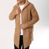 /achat-cardigans-gilets/vip-clothing-gilet-oversize-capuche-2003m-camel-160436.html