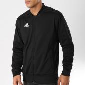 /achat-vestes/adidas-veste-zippee-con18-pes-jacket-cf4325-noir-160722.html