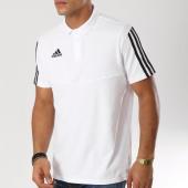 /achat-polos-manches-courtes/adidas-polo-manches-courtes-tiro19-du0870-blanc-160751.html