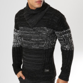 /achat-pulls/classic-series-pull-5808-noir-gris-chine-160670.html
