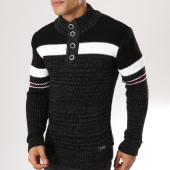 /achat-pulls/classic-series-pull-5893-noir-blanc-gris-chine-160677.html