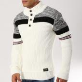 /achat-pulls/classic-series-pull-5893-blanc-noir-chine-160678.html