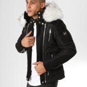 /achat-blousons/comme-des-loups-blouson-fourrure-f1863-noir-blanc-160676.html