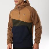 /achat-sweats-capuche/jack-and-jones-sweat-capuche-selected-camel-bleu-marine-vert-kaki-160659.html