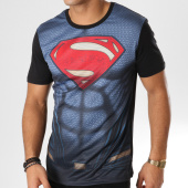 /achat-t-shirts/dc-comics-tee-shirt-superman-costume-bleu-noir-160891.html