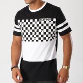 /achat-t-shirts/playboy-tee-shirt-checker-noir-160923.html