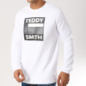 /achat-sweats-col-rond-crewneck/teddy-smith-sweat-crewneck-sacot-blanc-160888.html