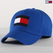 /achat-casquettes-de-baseball/tommy-hilfiger-jeans-casquette-flag-4299-bleu-roi-160883.html