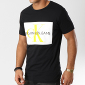 /achat-t-shirts/calvin-klein-tee-shirt-monogram-box-logo-7843-noir-160947.html