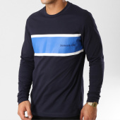 /achat-t-shirts-manches-longues/calvin-klein-tee-shirt-manches-longues-institutional-in-stripe-0403-bleu-marine-160951.html