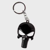 /achat-accessoires-de-mode/marvel-porte-cles-the-punisher-noir-160997.html