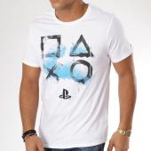 /achat-t-shirts/playstation-tee-shirt-painting-logo-blanc-160959.html