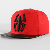/achat-snapbacks/spiderman-casquette-snapback-spiderman-rouge-noir-161019.html