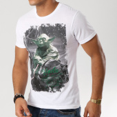 /achat-t-shirts/star-wars-tee-shirt-yoda-may-the-force-blanc-160957.html