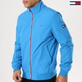 /achat-vestes/tommy-hilfiger-jeans-veste-zippee-casual-5423-bleu-clair-161013.html