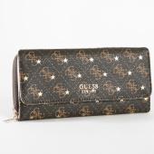 /achat-portefeuilles/guess-portefeuille-femme-sg717962-marron-dore-camel-161183.html