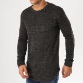 /achat-t-shirts-longs-oversize/frilivin-tee-shirt-manches-longues-oversize-5156-noir-chine-161383.html