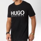 /achat-t-shirts/hugo-by-hugo-boss-tee-shirt-dolive-50387414-noir-blanc-161412.html