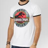 /achat-t-shirts/jurassic-park-tee-shirt-ringer-blanc-161481.html