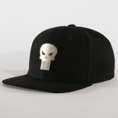 /achat-snapbacks/punisher-casquette-snapback-the-punisher-noir-161299.html