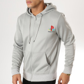 /achat-sweats-zippes-capuche/playstation-sweat-zippe-capuche-ps-one-gris-161320.html