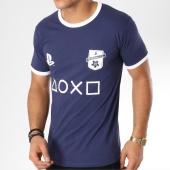 /achat-t-shirts/playstation-tee-shirt-ringer-logo-club-bleu-marine-161433.html