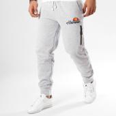/achat-pantalons-joggings/ellesse-pantalon-jogging-molleton-classic-gris-chine-161526.html