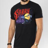 /achat-t-shirts/les-minions-tee-shirt-sorry-i-m-bad-noir-161564.html
