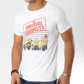 /achat-t-shirts/les-minions-tee-shirt-the-unusual-suspects-blanc-161581.html