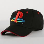 /achat-casquettes-de-baseball/playstation-casquette-logo-noir-161583.html