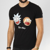 /achat-t-shirts/rick-and-morty-tee-shirt-face-noir-161562.html