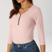 /achat-t-shirts-manches-longues/girls-only-body-femme-0244-rose-161598.html