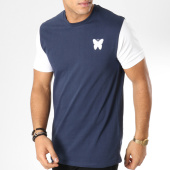/achat-t-shirts/good-for-nothing-tee-shirt-1118gfn052-bleu-marine-blanc-161788.html