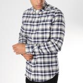 /achat-chemises-manches-longues/jack-and-jones-chemise-manches-longues-keith-blanc-bleu-marine-161717.html