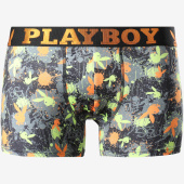 /achat-boxers/playboy-boxer-graffiti-noir-orange-161957.html