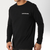 /achat-t-shirts-manches-longues/calvin-klein-tee-shirt-manches-longues-institutional-chest-logo-noir-162075.html