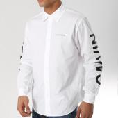 /achat-chemises-manches-longues/calvin-klein-chemise-manches-longues-j30j311848-blanc-162080.html