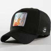 /achat-casquettes-de-baseball/dragon-ball-z-casquette-bulma-noir-162032.html