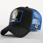 /achat-trucker/dragon-ball-z-casquette-trucker-vegeta-noir-bleu-162039.html