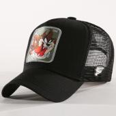 /achat-trucker/looney-tunes-casquette-trucker-taz-noir-162046.html