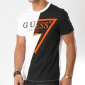 /achat-t-shirts/guess-tee-shirt-m91i45-i3z00-blanc-noir-162112.html