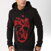 /achat-sweats-capuche/uniplay-sweat-capuche-uy307-noir-rouge-162138.html