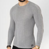 /achat-pulls/paname-brothers-pull-106-gris-chine-162270.html