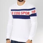 /achat-sweats-col-rond-crewneck/le-coq-sportif-sweat-crewneck-saison-n3-1911305-blanc-162438.html