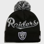 /achat-bonnets/new-era-bonnet-bobble-script-okaland-raiders-11082231-noir-162413.html