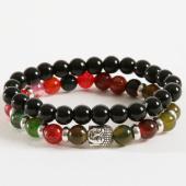 /achat-bracelets/california-jewels-lot-de-2-bracelets-b940-1-tigers-eye-rouge-162370.html