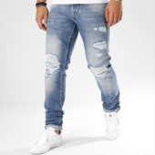 /achat-jeans/only-and-sons-jean-tapered-troue-spun-bleu-denim-162414.html