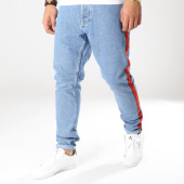 /achat-jeans/only-and-sons-jean-carrot-avec-bandes-stripe-carrot-bleu-denim-rouge-162431.html