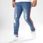 /achat-jeans/project-x-jean-slim-avec-bandes-88180022-bleu-denim-162406.html